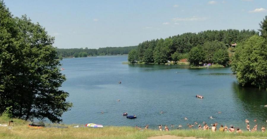 Jezioro Głębokie - zdjęcie