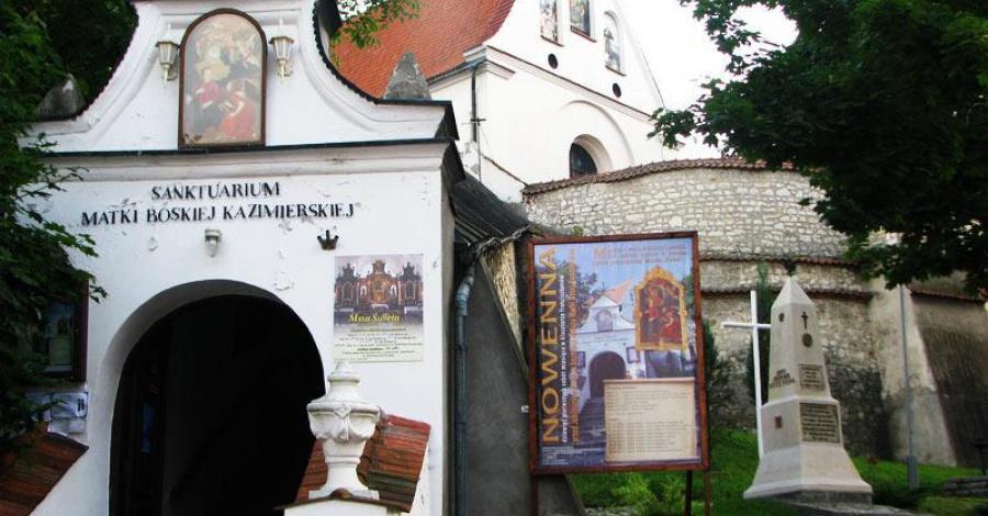 Klasztor Reformatów w Kazimierzu Dolnym - zdjęcie