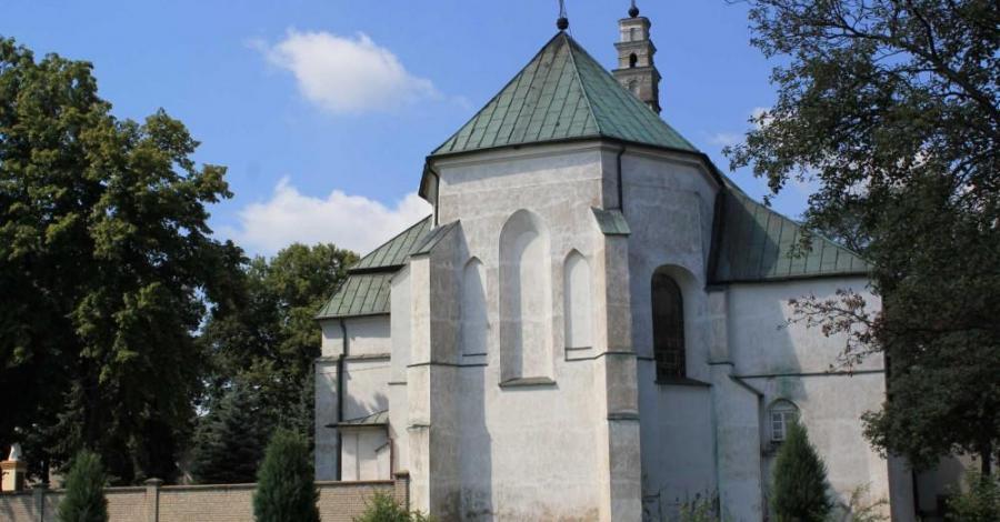 Kościół Św. Andrzeja w Łęczycy - zdjęcie