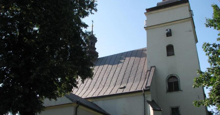 Kościół w Baranowie Sandomierskim - zdjęcie