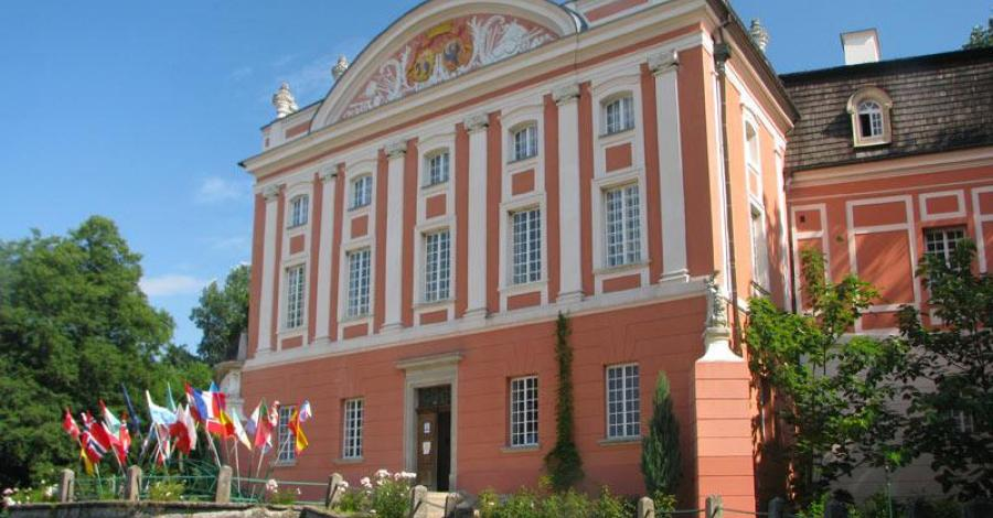 Pałac w Kurozwękach - zdjęcie