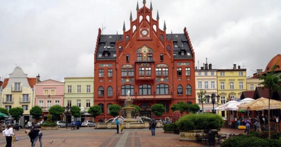 Ratusz w Chojnicach - zdjęcie
