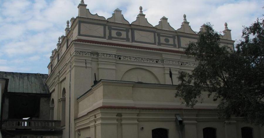 Synagoga w Zamościu - zdjęcie