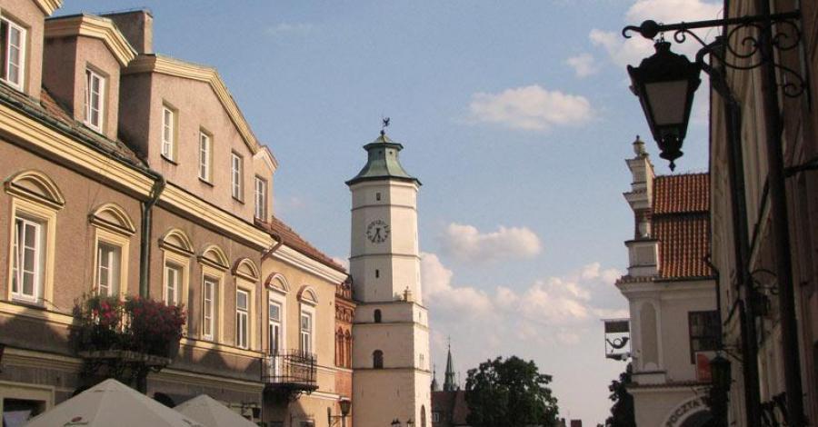 Sandomierz, Anna Piernikarczyk