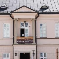 Dom Katolicki w Wadowicach