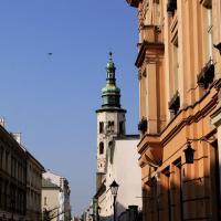 ul. Grodzka w Krakowie