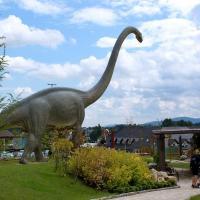 Park Dinozaurów w Inwałdzie