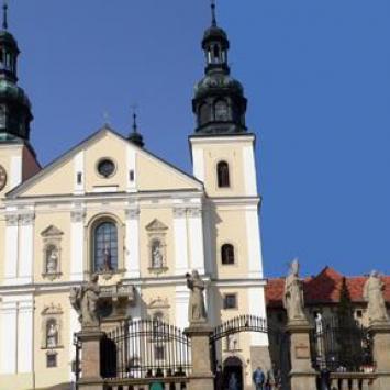 Sanktuarium Pasyjno-Maryjne w Kalwarii