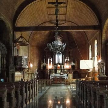 Kościół w Zębie