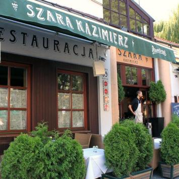 Kazimierz w Krakowie - zdjęcie