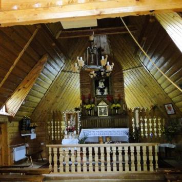 Kaplica na Gubałówce