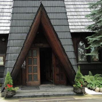 Kościół Salwatorianów w Zakopanem