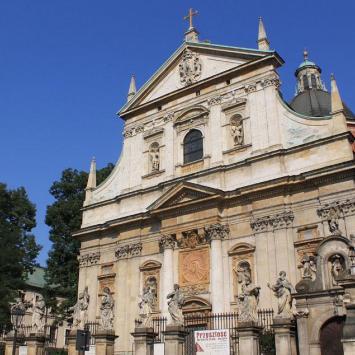 Kościół Św. Apostołów Piotra i Pawła w Krakowie, Anna Piernikarczyk