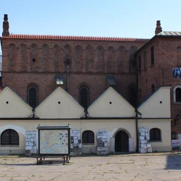 Stara Synagoga w Krakowie