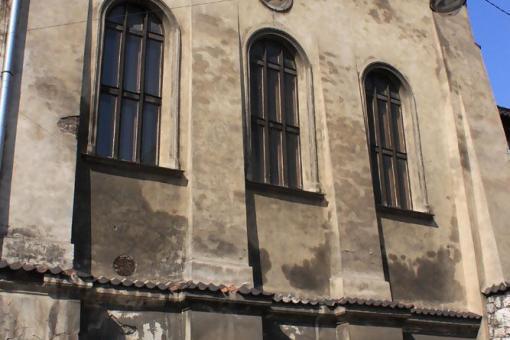 Synagoga Wysoka w Krakowie