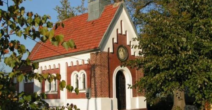 Pocieszna Górka-Sanktuarium Maryjne w Bęczkowicach