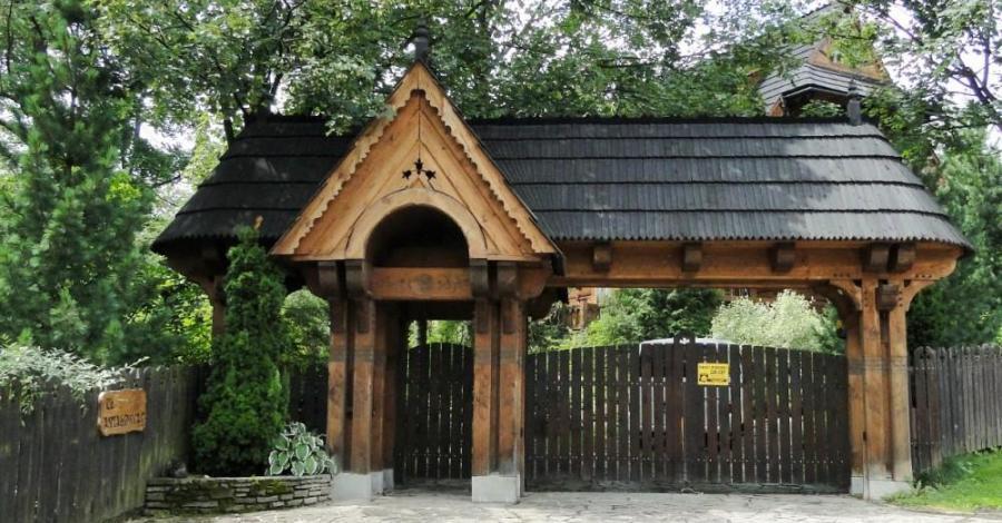 Witkiewiczówka w Zakopanem - zdjęcie