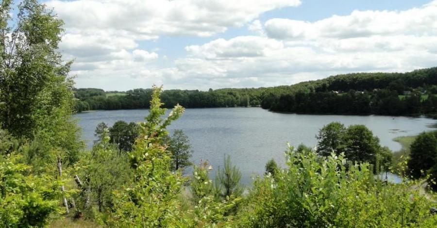 Jezioro Marchowo - zdjęcie