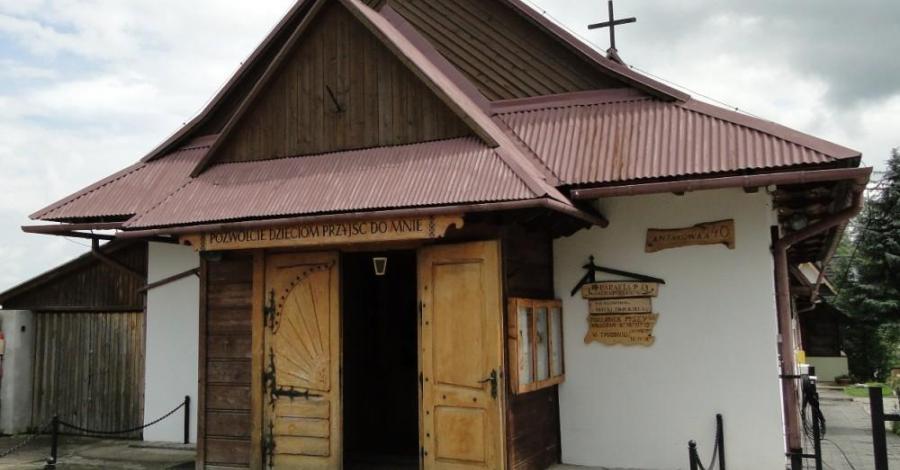 Kaplica na Antałówce - zdjęcie