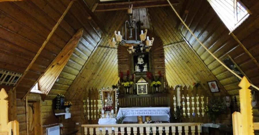 Kaplica na Gubałówce - zdjęcie