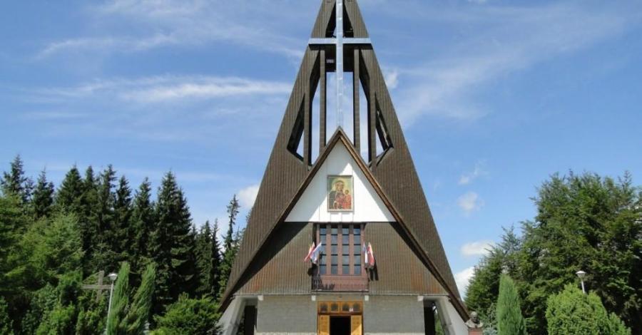 Kościół na Bachledówce - zdjęcie