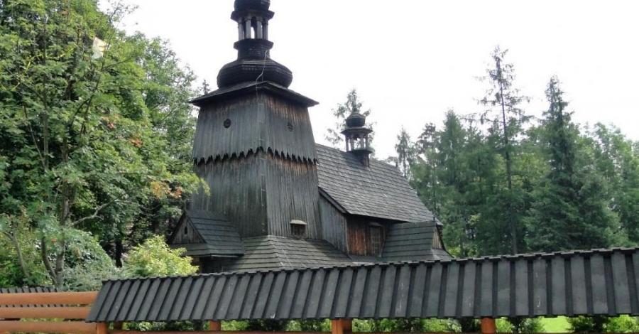 Kościół na Harendzie - zdjęcie