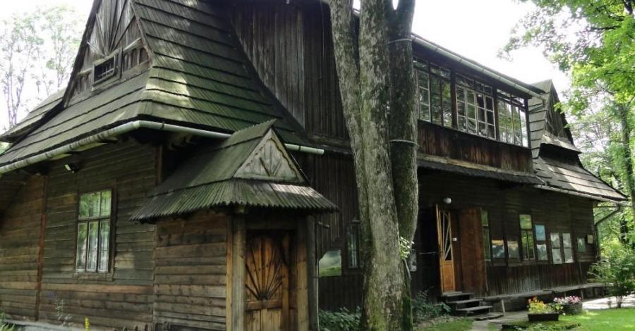 Muzeum Kasprowicza w Zakopanem - zdjęcie