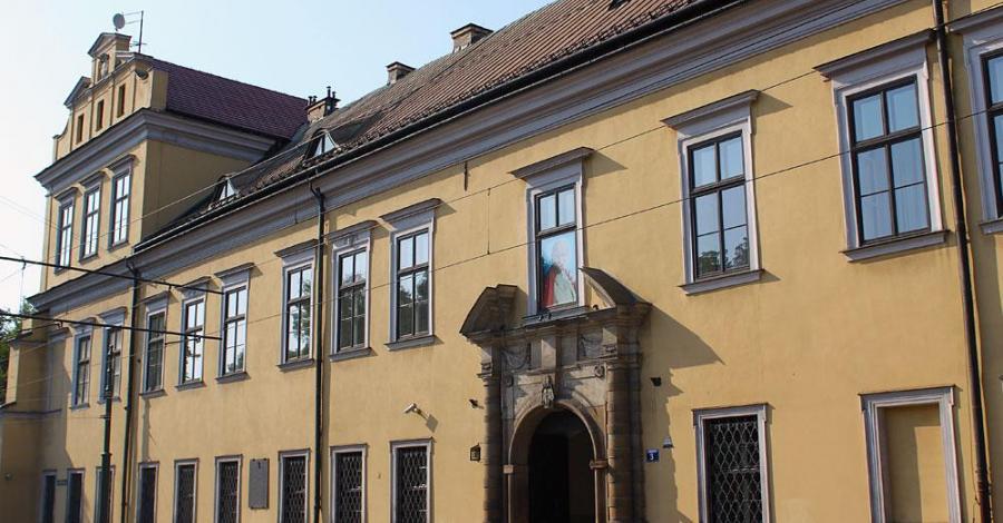 Pałac Arcybiskupi w Krakowie - zdjęcie