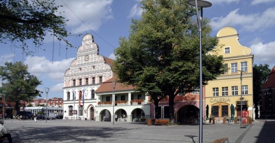 Ratusz w Stargardzie Szczecińskim - zdjęcie