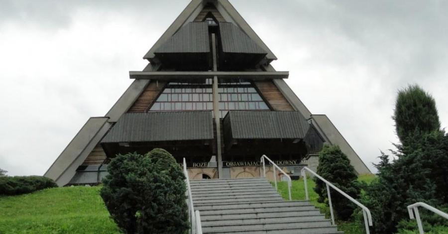 Sanktuarium na Olczy - zdjęcie