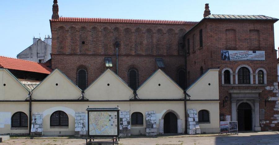 Stara Synagoga w Krakowie - zdjęcie