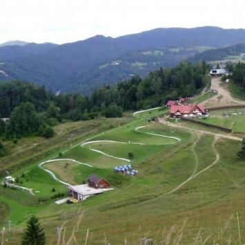 widok z Szafranówki, toja1358
