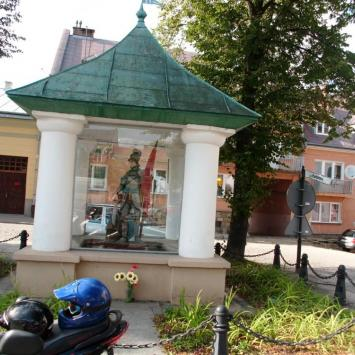 Kapliczka Św. Floriana w Bieczu