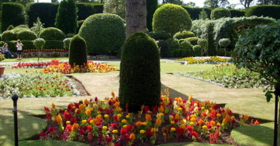 Brodsworth Hall and Gardens - zdjęcie