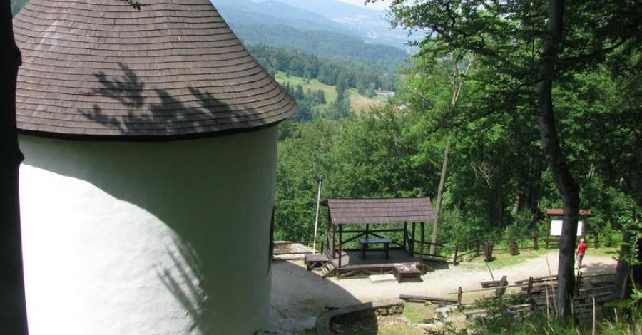 Kaplica Św. Anny na Grabowcu - zdjęcie