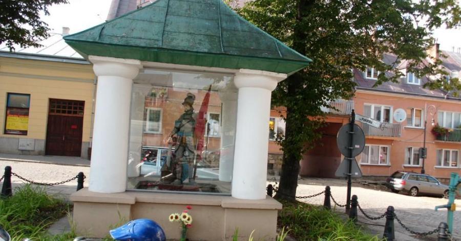 Kapliczka Św. Floriana w Bieczu - zdjęcie