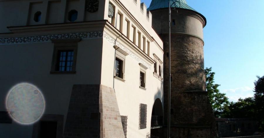 Mury obronne w Bieczu - zdjęcie