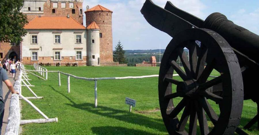 Zamek Golub Dobrzyń - zdjęcie