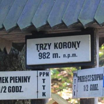 Trzy Korony, Adam Prończuk