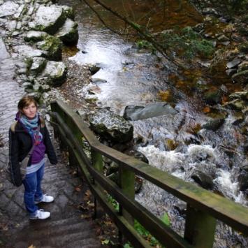 Wodospady w Ingleton - zdjęcie