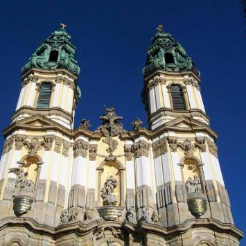 Bazylika w Krzeszowie - zdjęcie