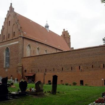 Klasztor w Żarnowcu