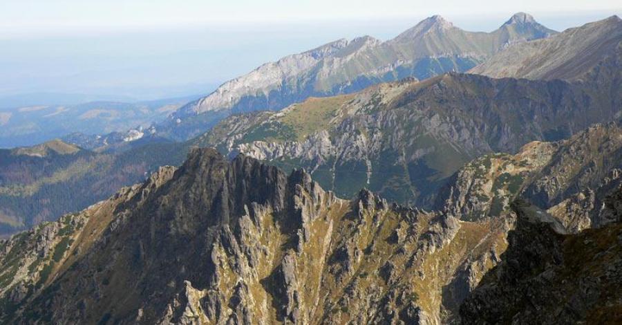 Przełęcz pod Chłopkiem - zdjęcie