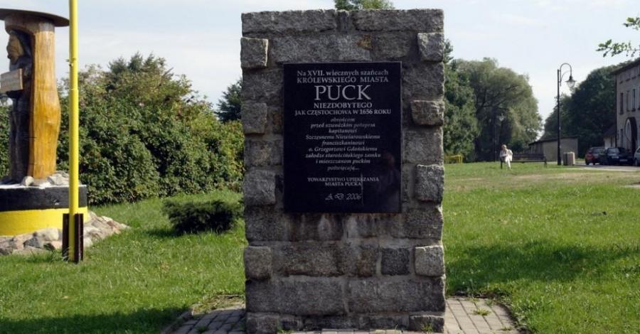 Swarzewo - Kaszubska Częstochowa i Puck – niezdobyty jak Częstochowa - zdjęcie