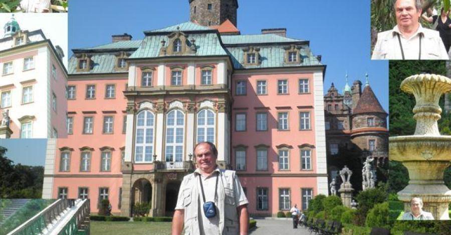 11czerwca 2011r. - Prześlicznej urody Zamek Książ w Wałbrzychu...i nie tylko - zdjęcie