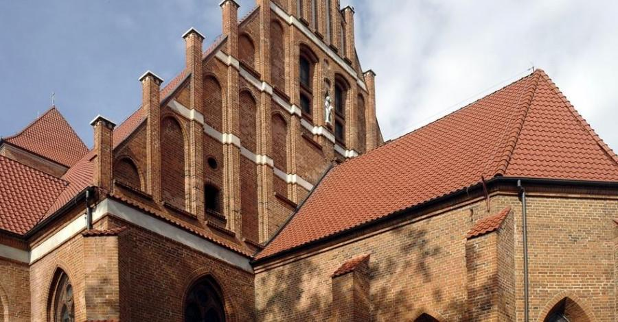 Kościół w Pucku - zdjęcie