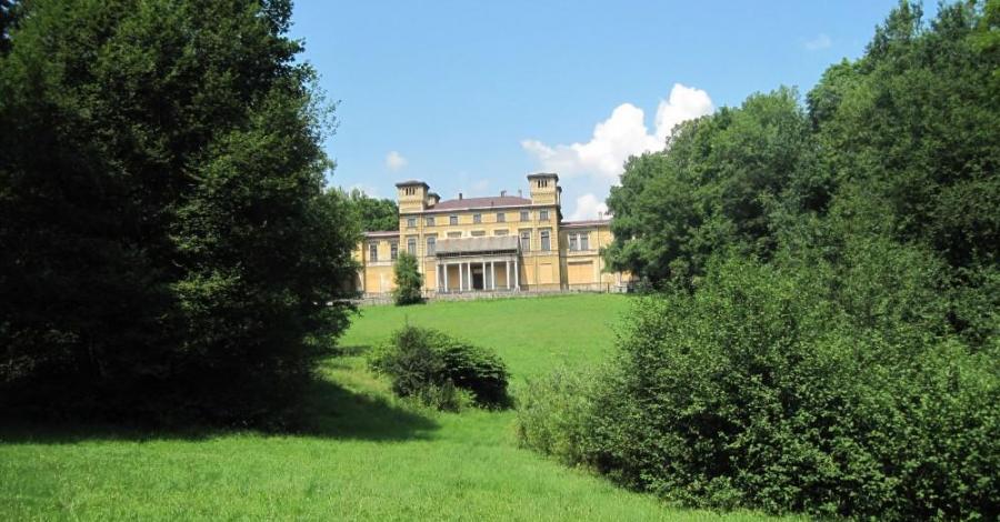 Pałac w Krzeszowicach - zdjęcie