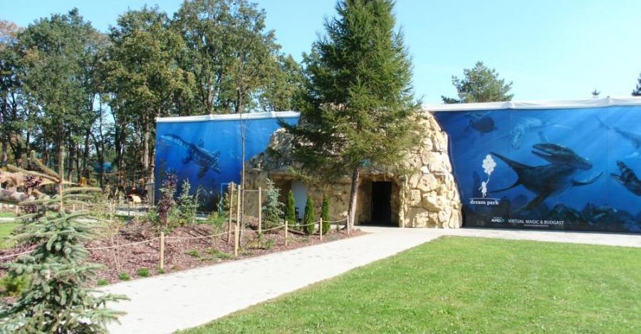 Prehistoryczne Oceanarium w Ochabach - zdjęcie
