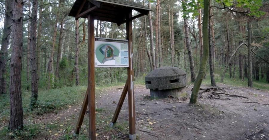 Szlak Militarny na Helu - zdjęcie