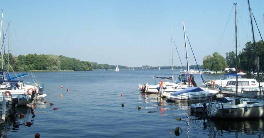 Jezioro Jeziorak w Iławie - zdjęcie